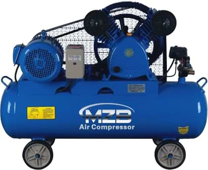 Kompressor 4kW 8bar. MZB