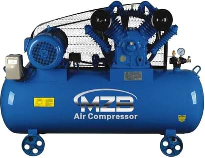 Kompressor 7,5kW 12,5bar. MZB
